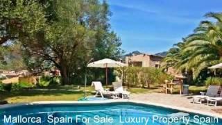 Mallorca Spain Luxury Property Spain Mallorca - House for Sale in Spain 2011