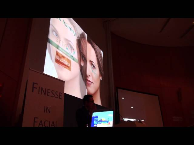 How I do Facial Fillers by Dr. Sam Lam (Dallas, TX) given in Regensburg, Germany