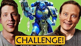 Warhammer Diorama CHALLENGE! Battle For Macragge Ultramarines vs.Tyranids with Squidmar Miniatures