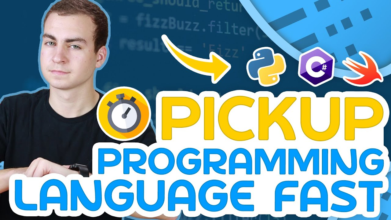How To Learn a New Programming Language - FAST