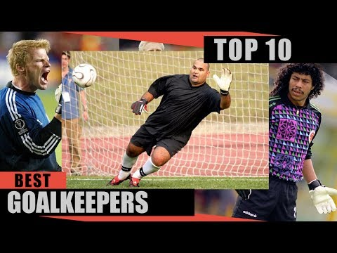 TOP 10 Legendary Goalkeepers / TOP 10 CEI MAI BUNI PORTARI DIN LUME