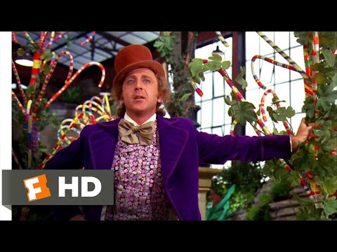 Willy Wonka & the Chocolate Factory - Pure Imagination Scene (4/10) | Movieclips