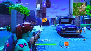 Xbox One X Is the best console for fortnite!