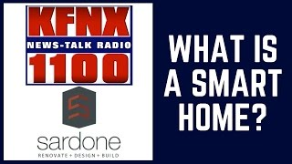 1100 KFNX Radio Interview | Sardone Construction