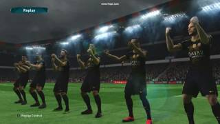 PES GOALS 2017 by mateuszcwks