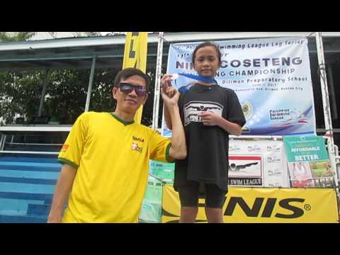 Pitogo Red Snappers Swim Team  @ rizal memorial stadium -0-award