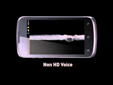 Hear The Difference Between A HD Voice And Non-HD Voice Call