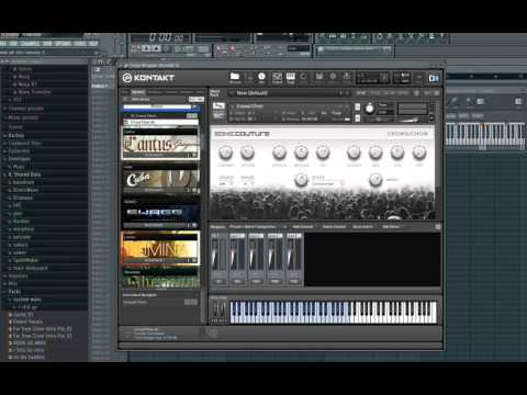 Kontakt Add Library Fix   Tabs for ANY LIBRARY plus Missing Samples Fix Tutorial