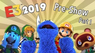 E3 2019 Pre-Show PART 1: Rumors and Expectations