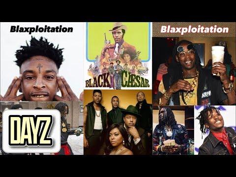 Blaxploitation Revisited: The Untold Truth of Black Entertainment