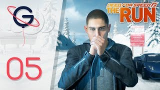 NEED FOR SPEED THE RUN FR #5 : Les Rocheuses