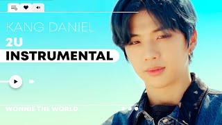 KANG DANIEL - 2U | Instrumental