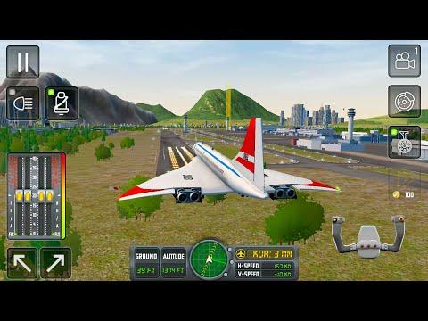 flight-sim-2018-#27-|-hongkong-to-kuala-lumpur-|-unlcok-new-airplane-|-android/ios-gameplay-hd