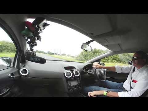 360 Virtual Video Test Drive Vauxhall Corsa
