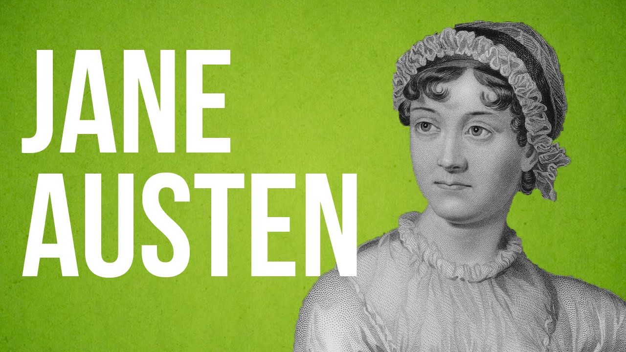 Literature Jane Austen Youtube