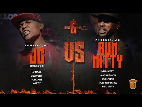 JC VS RUM NITTY SMACK/ URL RAP BATTLE