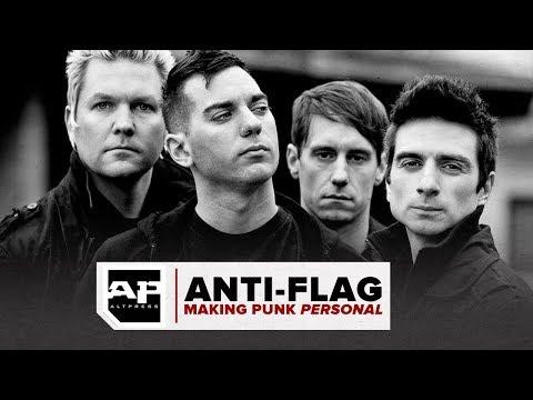 Anti-Flag: Making Punk Personal