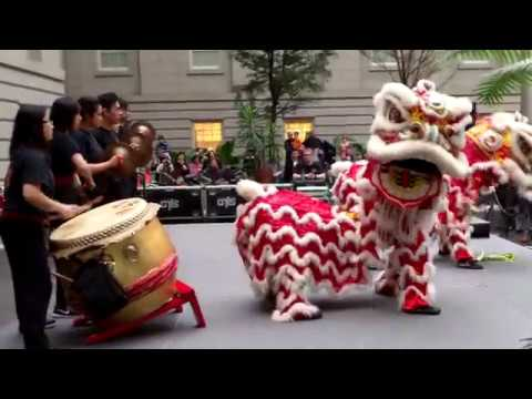 The Chinese New Year Festival 2018 - At SAAM - Washington DC - 2/10/2018  .