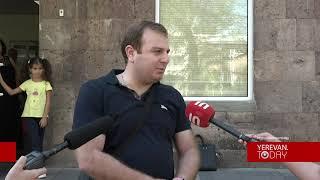 Արմեն Չարչյանի դատական նիստի ընթացքում Գագիկ Ջհանգիրյանը մտել է Վերաքննիչ դատարան․ Ալեքսանյան