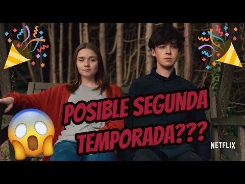 The End of the F**king World Segunda Temporada Noticias