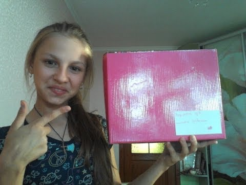 Cмотреть Что в моей коробке для личного дневника?)