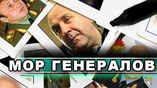 Падеж российских генералов, не Коробовым единым