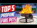 - Best Portable Propane Fire Pits in 2021 -Top 5 Picks!