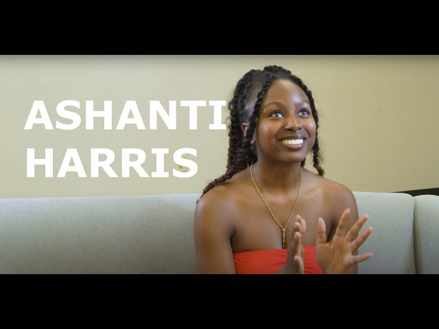 Ashanti Harris on Dance, Acting, Macon roots and latest role in Coming to America 2