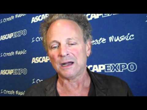 """Lindsey Buckingham Interview - the ASCAP """"I Create Music"""" EXPO"""