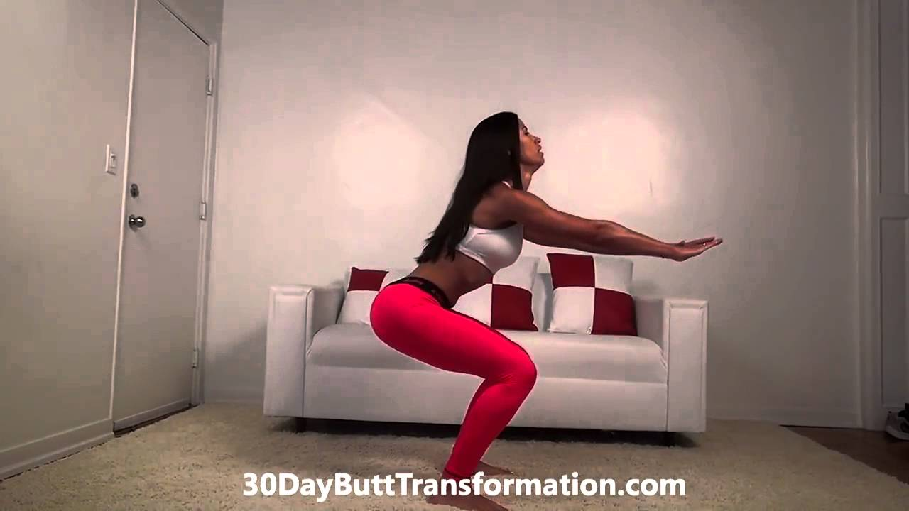 Squat Evde Nasıl Yapılır