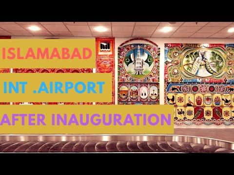 Islamabad Airport|Post Inauguration|Pakistan Largest|Punjab|Pakistan