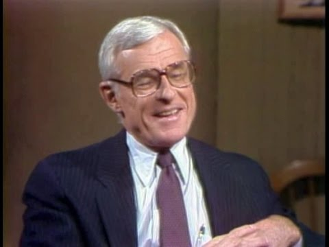 Grant Tinker on Late Night, November 23, 1982