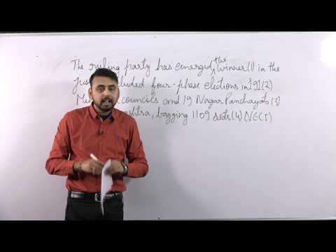English for Bank Exams (ERROR DETECTION)