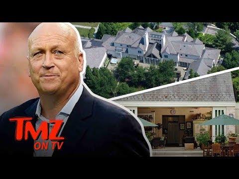 Cal Ripken Jr.'s House is Baller!   TMZ TV