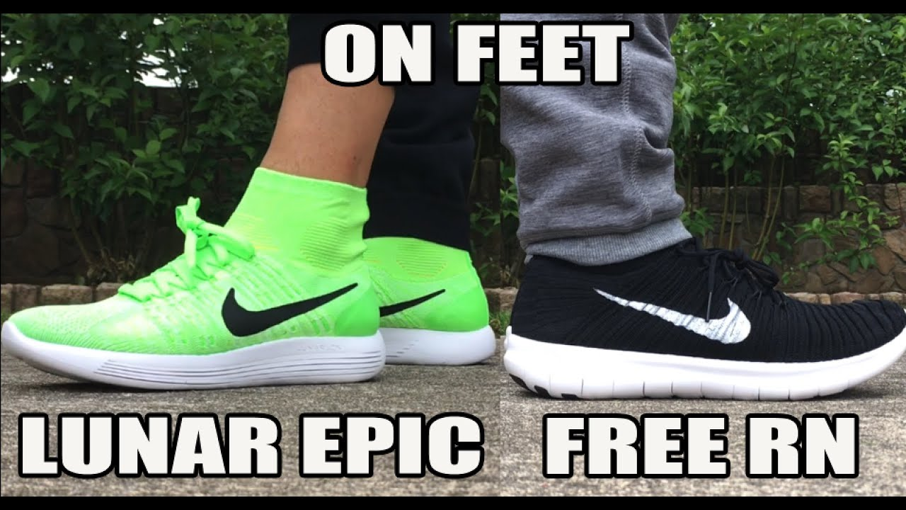 nike free 4.0 flyknit do you wear socks