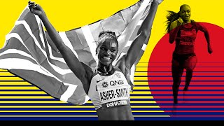 Dina Asher-Smith: How she became the greatest ever British female sprinter | Tokyo 2020