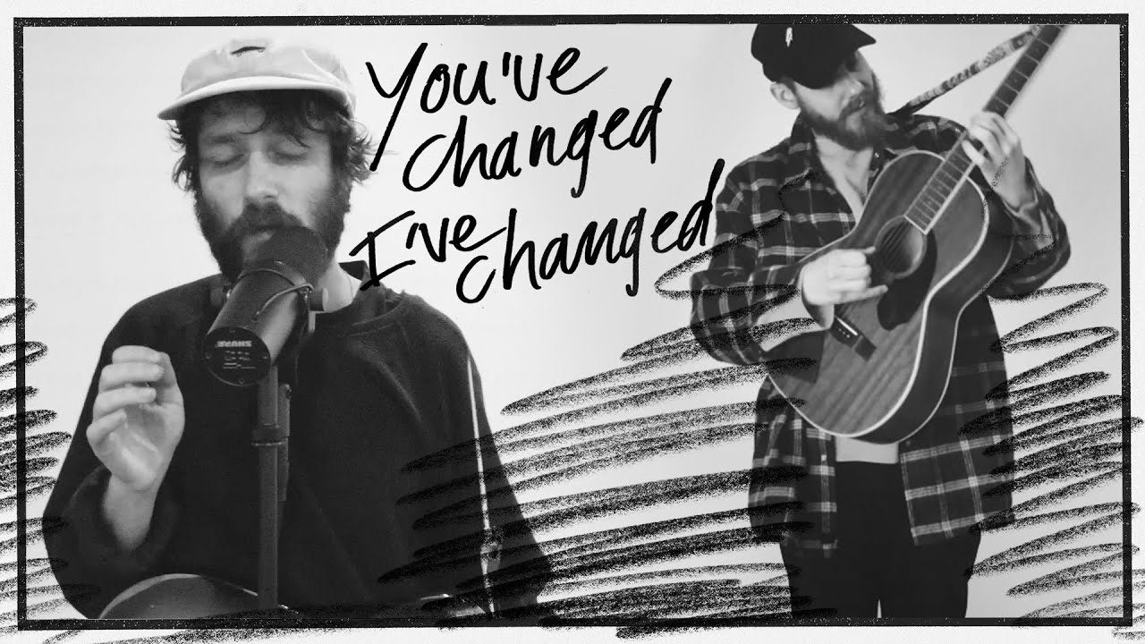 San Holo - you've changed, i've changed (feat. Chet Porter) (Official Lyric  video) - YouTube