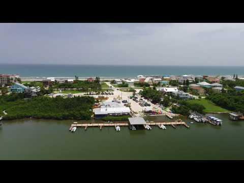 Canaveral National Seashore And JB's Fish Camp