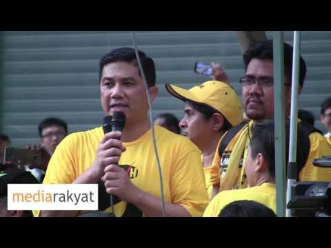 (Bersih 5) Azmin Ali: Maria, Jangan Bimbang, You Are Not Alone!