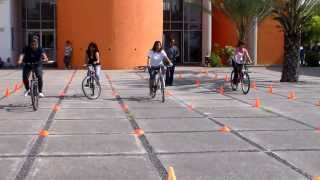 Final Femenil - Slow Bike Race - UAMZM