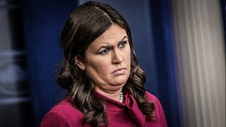 Is Sarah Huckabee Sanders About To Be FIRED?