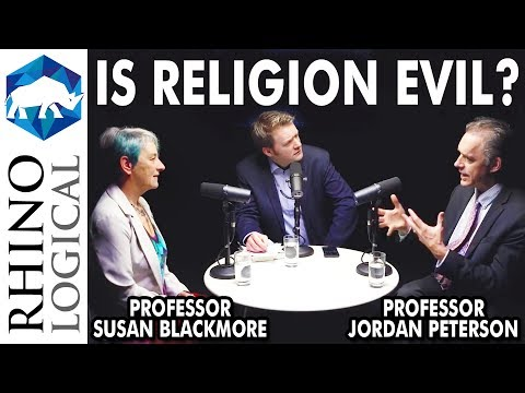 UNBELIEVABLE Debate Jordan Peterson VS. Atheist Professor Susan Blackmore