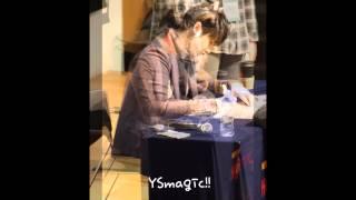 2時間のサイン会写真を動画にまとめました♡ 可愛いよんちゃん♡ 2시간의 사인회 사진을 동영상으로 정리했습니다 ♡ 귀여운 영생아.