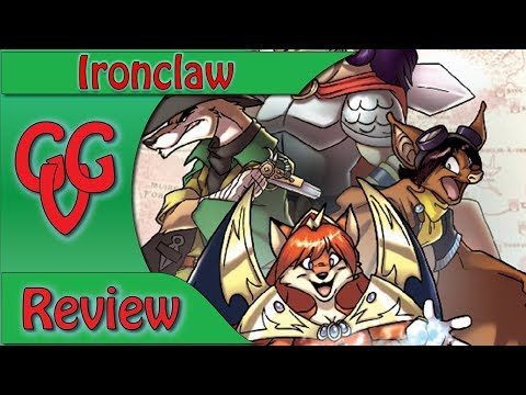 Ironclaw [Tabletop Review]