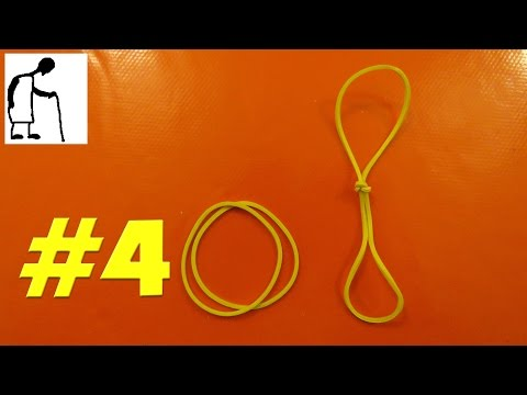 Series or parallel rubber bands #4