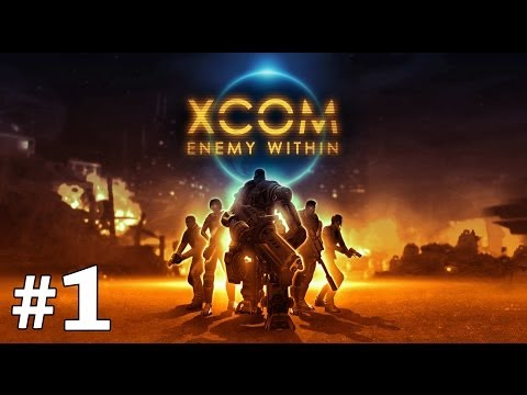 XCOM Enemy Within | Let's Play en Español | Capitulo 1