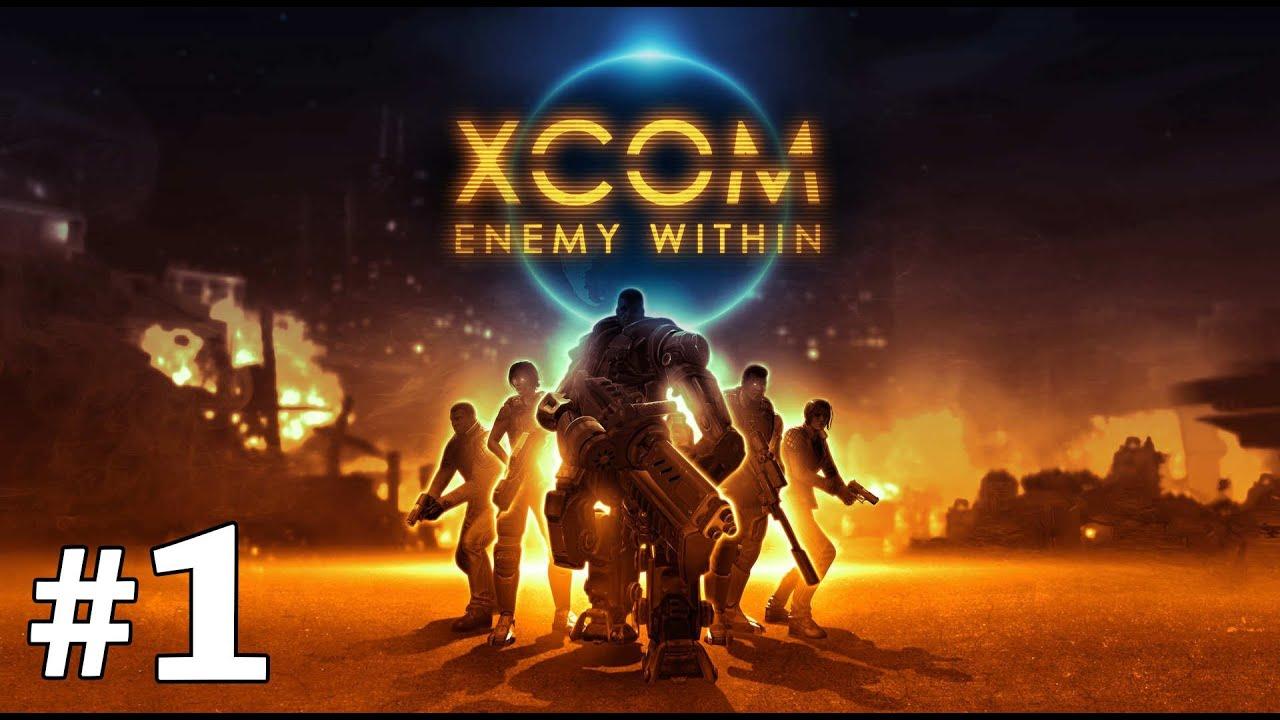 XCOM Enemy Within | Let's Play en Español | Capitulo 1