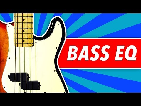EQing Bass Guitar: 7 Tips For A Better Sound - Behind The