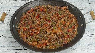 Sac Kavurma Tarifi (Türkische Fleischpfanne)