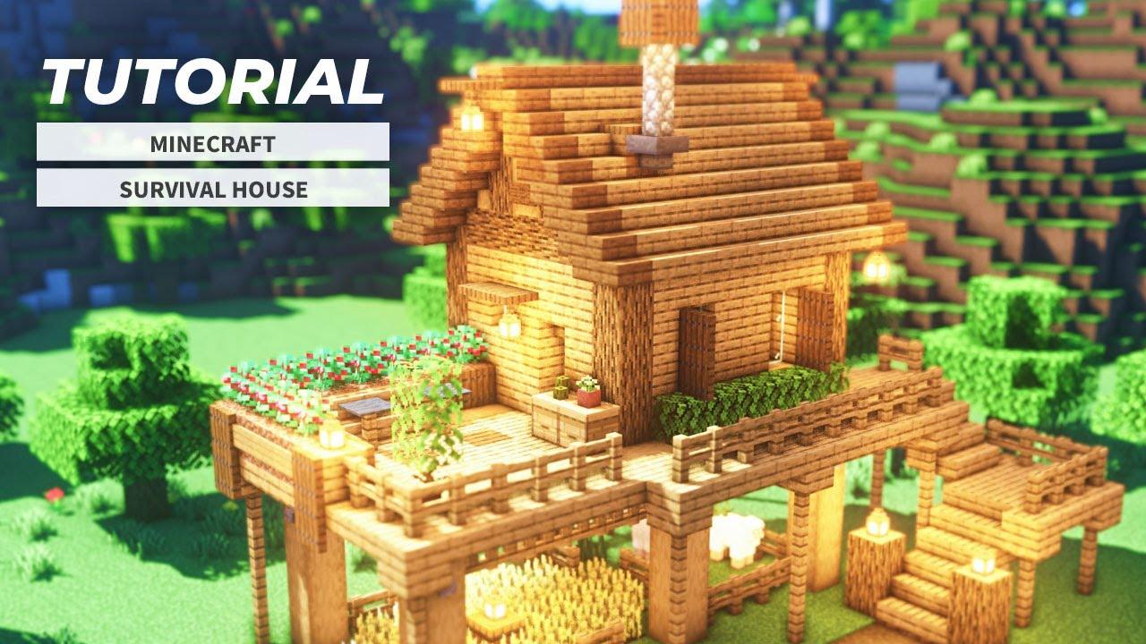 建築 マイクラ